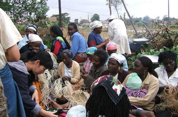 ケニア・エイズ患者と孤児の自立支援 Tumaini Nyumbani(トゥマイニ・ニュンバーニ)希望を我が家に