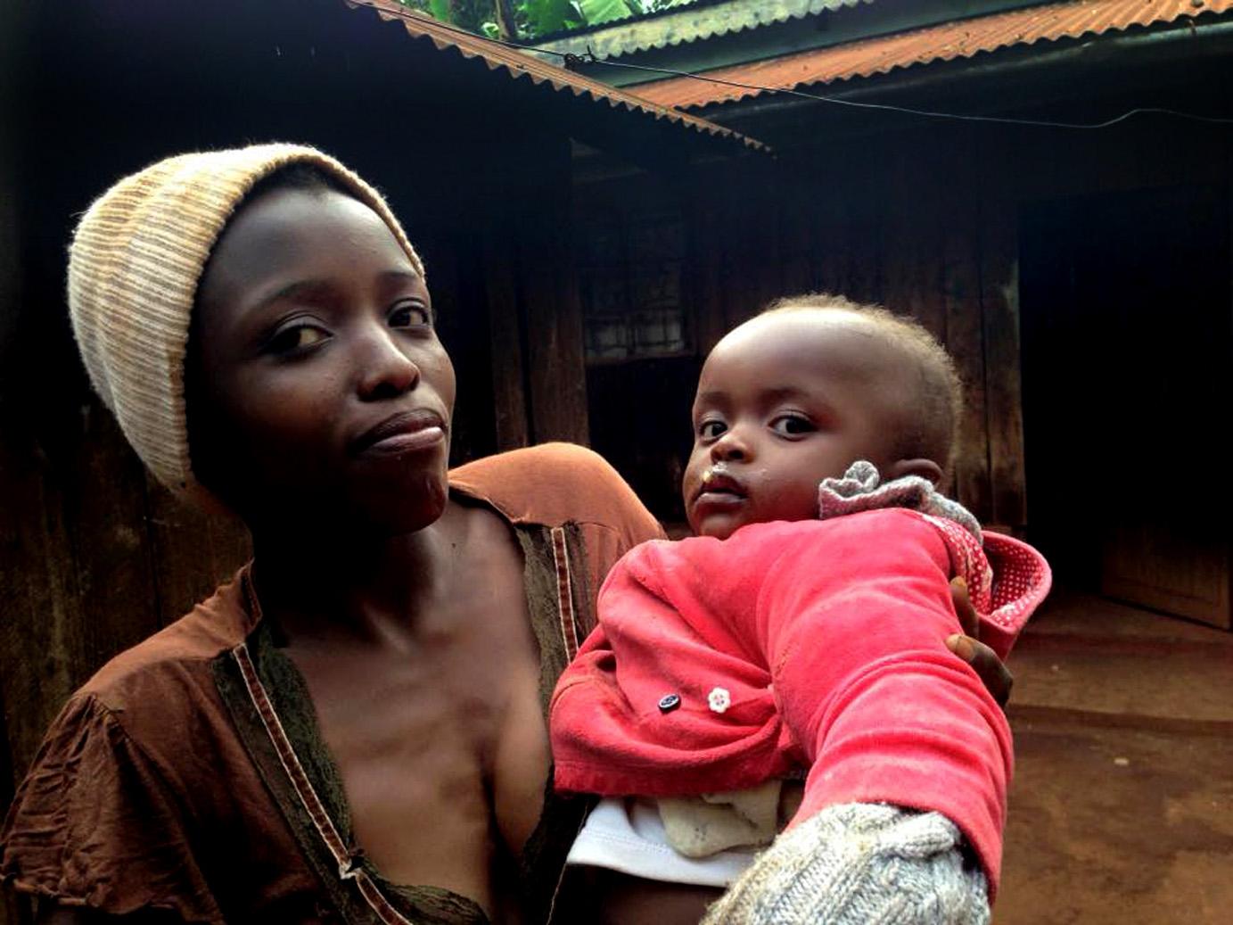 ケニアのエイズ患者と孤児を支援しているNGO団体Tumaini Nyumbani(トゥマイニ・ニュンバーニ)